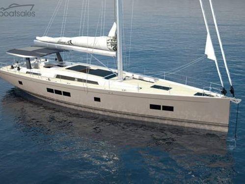 Sailboat Hanse 54e (2008)