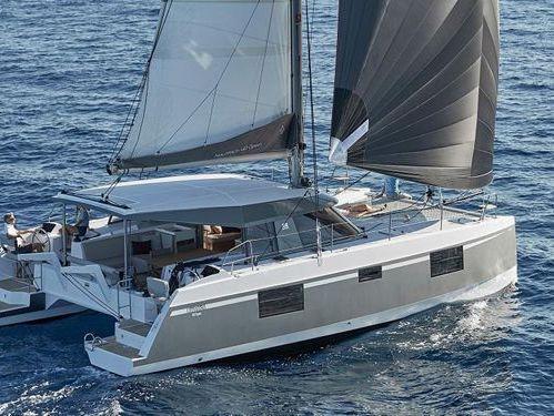 Catamaran Nautitech 40 · 2019