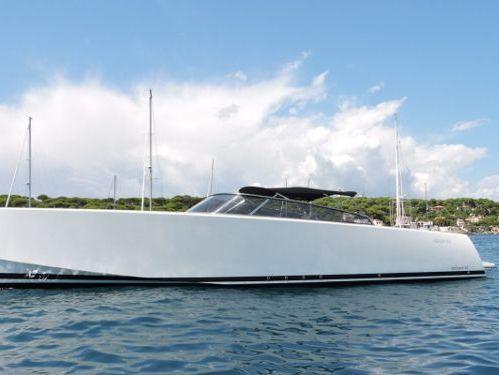 Imbarcazione a motore VanDutch 40 (2010)
