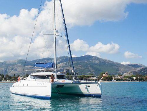 Catamaran Fountaine Pajot Bahia 46 · 2007