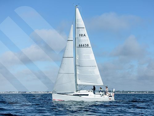 Segelboot Jeanneau Sun Fast 3200 · 2017