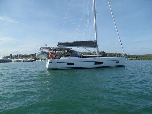Segelboot Bavaria Cruiser 45 · 2018