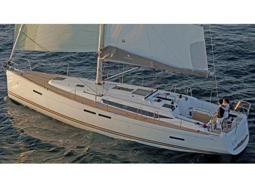 Zeilboot Jeanneau Sun Odyssey 439 · 2015