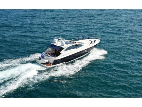 Motorboat Absolute 52 (2008)