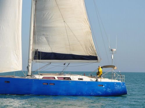 Barca a vela Hanse 54 · 2010