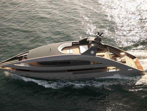 Motorboat Rodriguez 41 · 2009