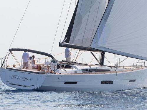 Segelboot Dufour 56 Exclusive · 2019