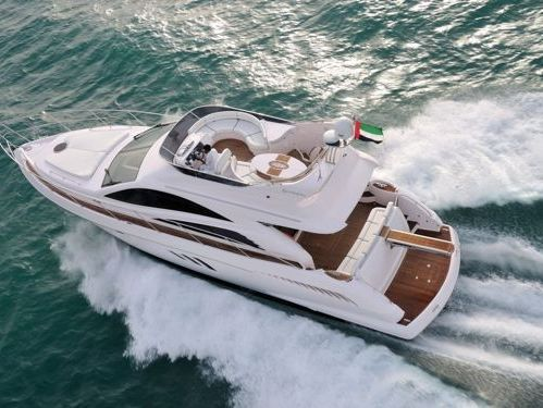Motorboot Integrity 55 (2009)