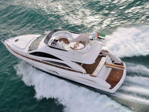 Motorboat Integrity 55 · 2009