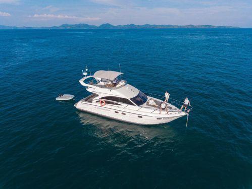 Motorboot Princess 42 · 2012