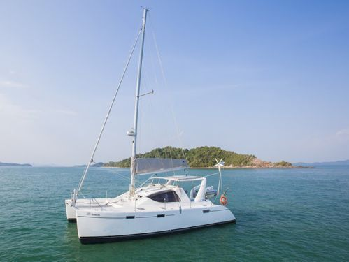 Catamarano Admiral 40 (2008)