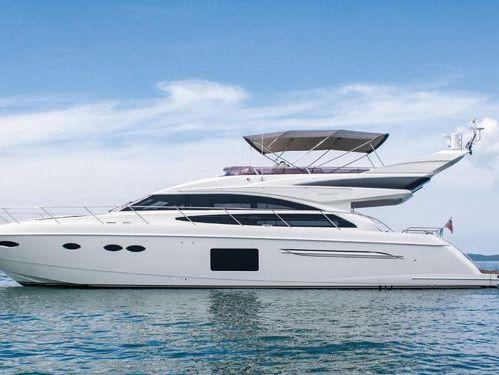 Motorboat Princess 64 · 2015