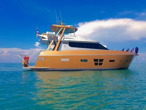 Motorboot splo 74 · 2016