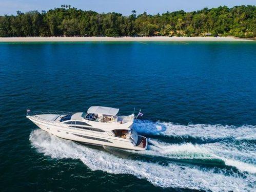 Motorboat Riva 70 · 2003