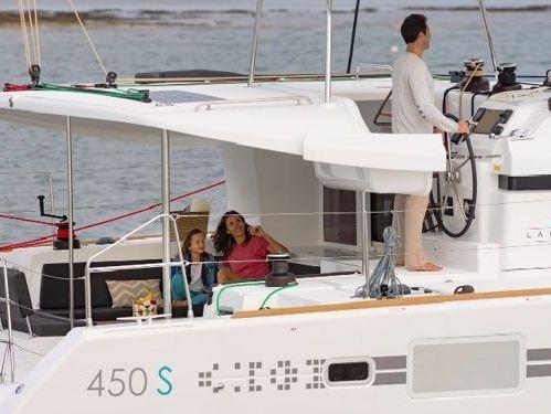 Catamarano Lagoon 450 · 2019