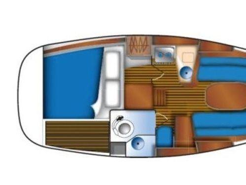 Barca a vela Jeanneau Sun Odyssey 29.2 · 2001