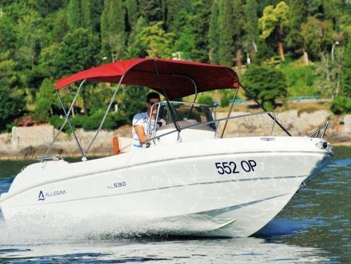 Motoscafo AG Nautica Allegra All 5.9.0. (2014)