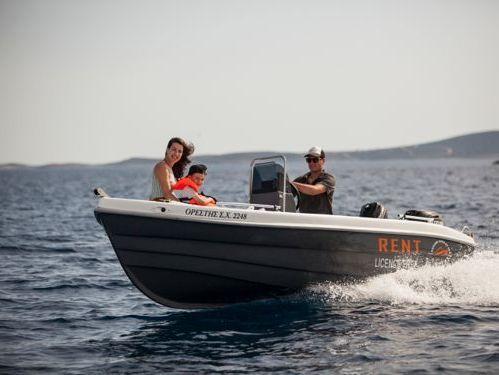 Imbarcazione a motore L.AMMOS 455 (2019)