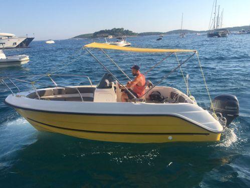 Lancha motora Marinello Fisherman 17 · 2018