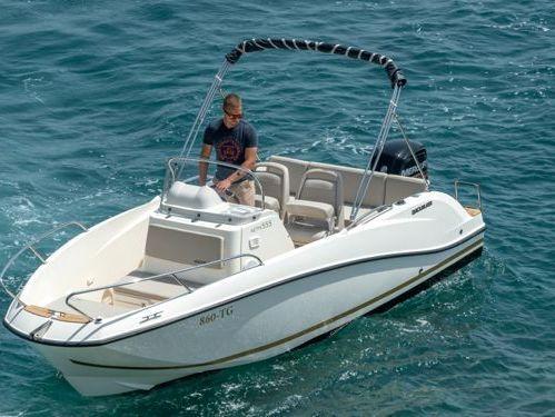 Sportboot Quicksilver 555 · 2015