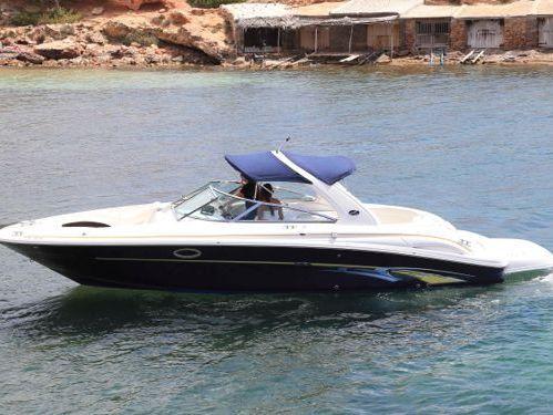 Speedboat Sea Ray 290 Bowrider · 2012