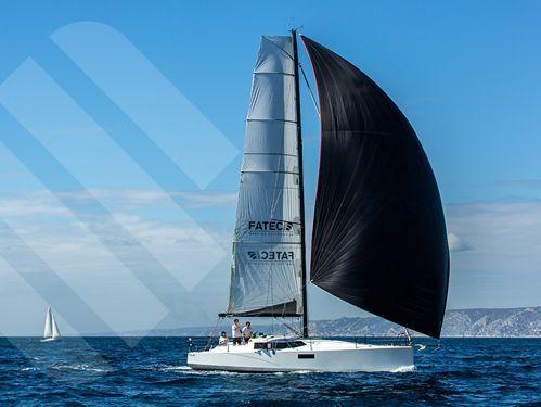 Zeilboot Pogo 36 · 2018