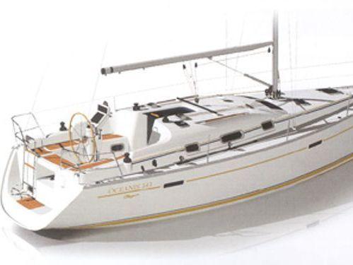 Sailboat Beneteau Oceanis 343 (2005)