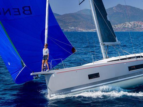 Barca a vela Beneteau Oceanis 46.1 (2019)
