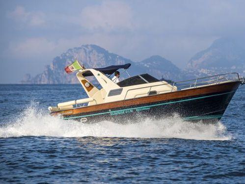 Motorboat Acquamarina 8.50 Semi-Cabin · 2015