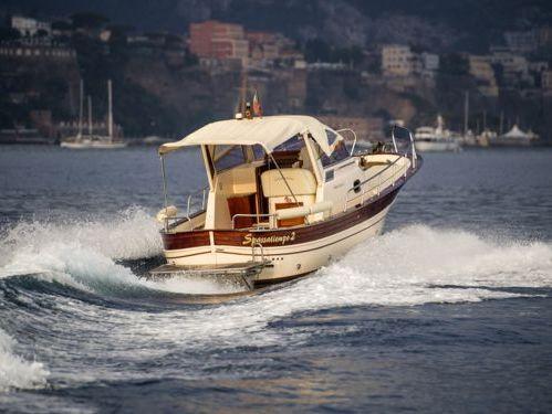 Imbarcazione a motore Fratelli Aprea Sorrento 7.50 Semi-Cabin · 2011