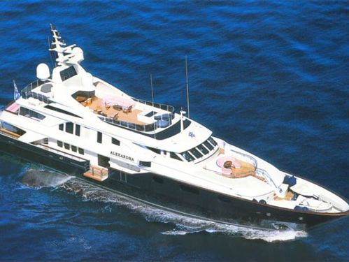 Barca a vela Delta 36 · 2002