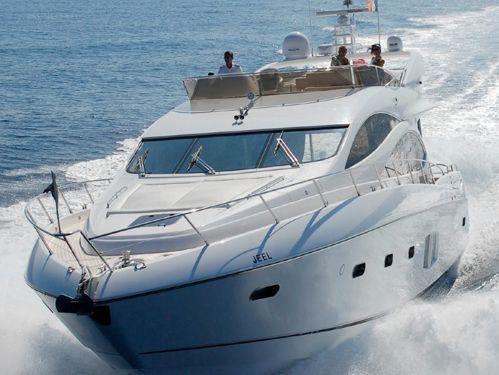 Motorboat Sunseeker 56 · 2006