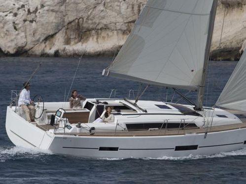 Sailboat Dufour 410 Grand Large · 2014