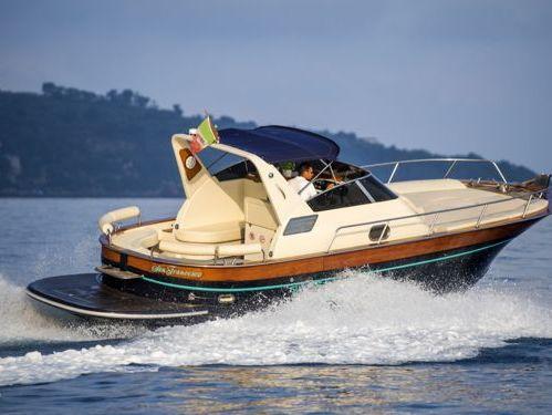 Imbarcazione a motore Acquamarina 8.50 Semi-Cabin · 2015