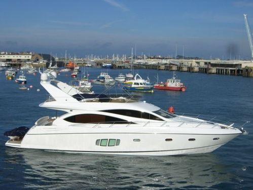 Motorboot Sunseeker 70 · 2010