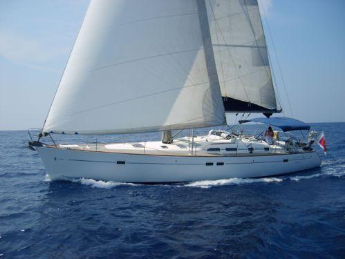 Sailboat Beneteau Oceanis 47 · 2008