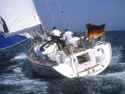 Segelboot Bavaria 42 (2007)
