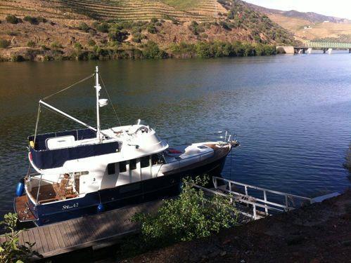 Barco a motor Beneteau Swift Trawler 42 · 2008