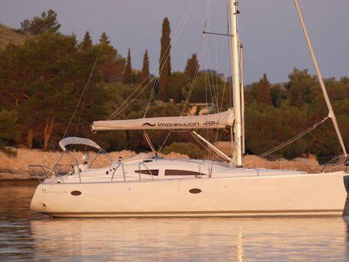 Barca a vela Elan Impression 384 (2008)