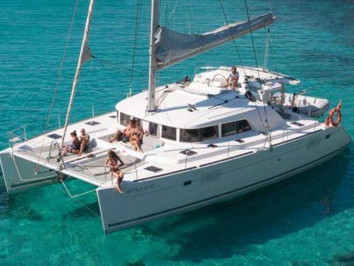 Catamarano Lagoon 440 (2006)