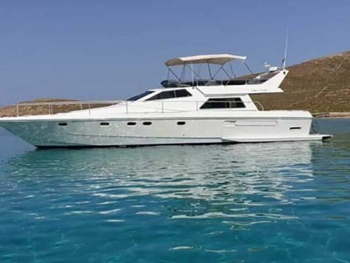 Motorboot Ferretti 52 · 1998