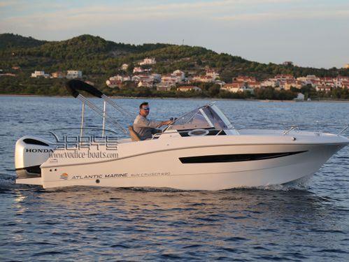Imbarcazione a motore Atlantic Marine Sun Cruiser 690 · 2019