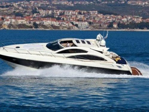 Motorboot Sunseeker Predator 62 · 2007