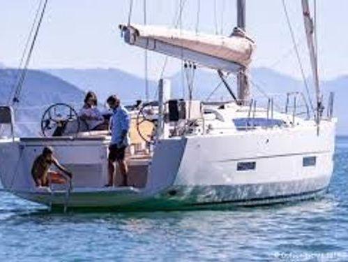Sailboat Dufour 430 Grand Large (2020)
