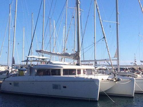 Catamarano Lagoon 421 · 2011