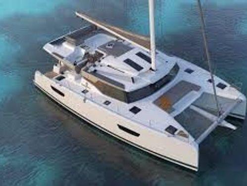 Catamaran Fountaine Pajot 45 · 2020