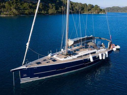 Segelboot Dufour 560 Grand Large (2016)