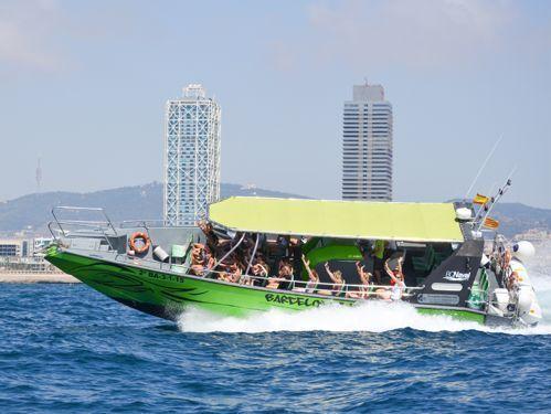 Speedboot Custom Built · 2014