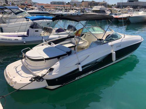Imbarcazione a motore Monterey 263 (2017)