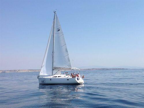 Barca a vela Beneteau Oceanis 411 (2003)